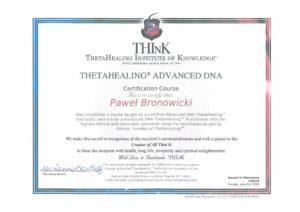 Theta Healing® ADVANCED DNA