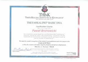 Theta Healing® BASIC DNA